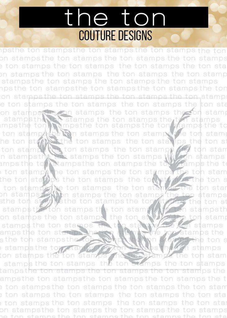 foliage-stencil